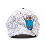 official Adventure Time Hip Hip Hooray Cap