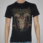 official Adversary Ram Skull Black T-Shirt
