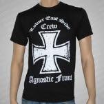 official Agnostic Front Lower East Side Black T-Shirt