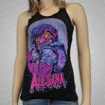 official Alesana Moon Beast Black Tank Top