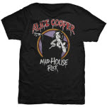 official Alice Cooper Mad House Rock T-Shirt