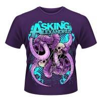 official Asking Alexandria Elephant T-Shirt