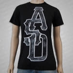 official A Skylit Drive Giant Black T-Shirt