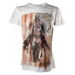 official Assassins Creed Concept Art White T-Shirt