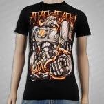 official Attack Attack Robot T-Shirt