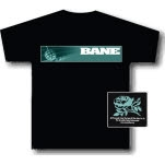 official Bane Disco Black T-Shirt