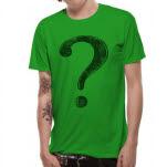 official Batman Riddler Chest T-Shirt