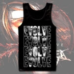 official Chelsea Grin Evolve Black Tank Top