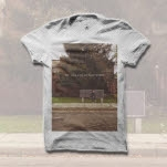 official City Lights The Way Things Should Be Album Art White T-Shirt