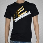 official Drowningman Bowie Knife T-Shirt