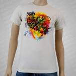 official Eisley Eis Bug Natural T-Shirt