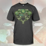 official ERRA Eye Charcoal T-Shirt