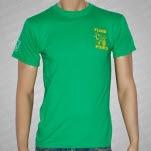 official Floorpunch Straight Edge Kelly Green T-Shirt