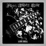 official From Ashes Rise Live Hell Black Vinyl LP
