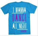 official GOLDHOUSE Dance Blue T-Shirt