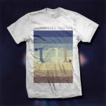 official Hands Like Houses Color Bars White T-Shirt