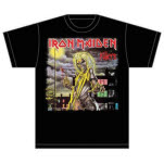 official Iron Maiden Killers Cover T-Shirt