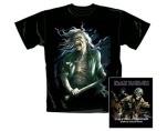 official Iron Maiden Benjamin Close Up T-Shirt