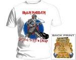 official Iron Maiden Chicago Mutants T-Shirt