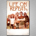 official Life On Repeat Band Poster