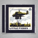 official Little Pieces Self Titled CD