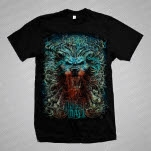 official Miss May I New Lion Black T-Shirt