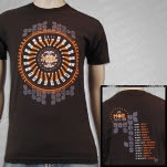 official moe Fall 2011 Brown T-Shirt