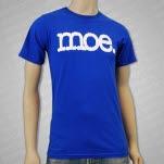 official moe Moe Blue T-Shirt