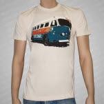 official moe Summer Tour 10 Natural T-Shirt