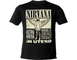 official Nirvana Astro Arena T-Shirt