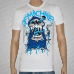 official Of Machines Reaper White T-Shirt