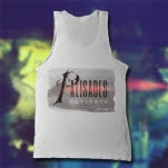 official Palisades Logo White Tank Top