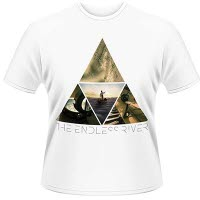 official Pink Floyd Triangle Photos T-Shirt