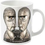 official Pink Floyd The Division Bell Coffee Mug