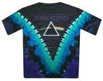 official Pink Floyd Darkside Vdye T-Shirt
