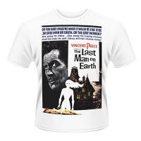 official Plan 9 The Last Man On Earth T-Shirt