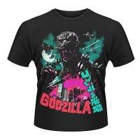 official Plan 9 Godzilla Raid T-Shirt