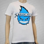 official Protostar Flame White T-Shirt
