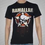 official Ramallah Skull T-Shirt