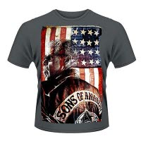 official Sons Of Anarchy President T-Shirt