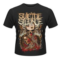 official Suicide Silence Love Lost T-Shirt
