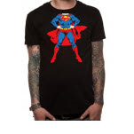 official Superman Full Body T-Shirt