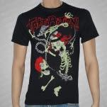 official Take Action Skeletor Black T-Shirt