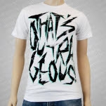 official Thats Outrageous 80s Rage White T-Shirt