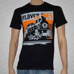 official The Loved Ones Train Black T-Shirt