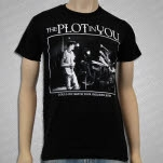 official The Plot In You Live Photo Black T-Shirt
