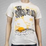 official The Story So Far Mt Diablo Natural T-Shirt