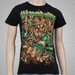 official The Word Alive Poseiden Black T-Shirt