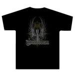 official Throwdown Bomb Wings Black T-Shirt